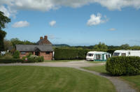 Hunters Hamlet Touring Caravan Park, Abergele,Conwy,Wales