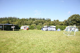 Riverside Caravan and Camping Park, Llangammarch Wells,Powys,Wales