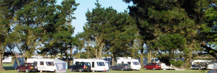 Redlands Touring Caravan and Camping Park, Haverfordwest,Pembrokeshire,Wales