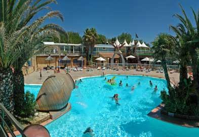 Yelloh! Village Club Farret, Vias-Plage,Languedoc Roussillon,France