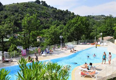 Green Park, Cagnes sur mer,Provence Cote d'Azur,France
