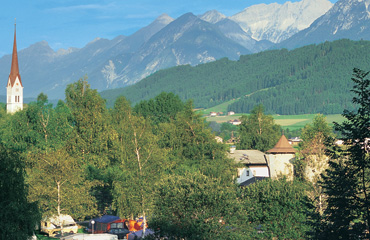 Alpen Camping Mark, Innsbruck,Tyrol,Austria