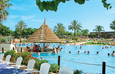Cambrils Park, Salou,Costa Dorada,Spain