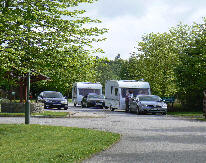 Huntly Castle Caravan Park, Huntly,Aberdeenshire,Scotland