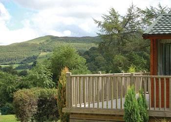 Pen-y-Garth Lodges, Bala,Gwynedd,Wales