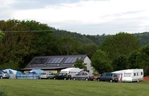 Kingsbridge Caravan and Camping Park, Beaumaris,Anglesey,Wales
