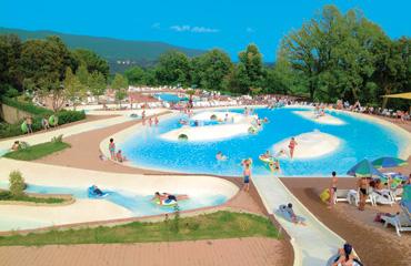 Camping Norcenni Girasole Club, Florence,Tuscany,Italy