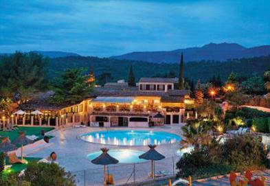 Esterel Campsite, Agay,Provence Cote d'Azur,France