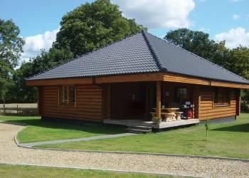 Langmere Lakes Lodges, Frettenham,Norfolk,England