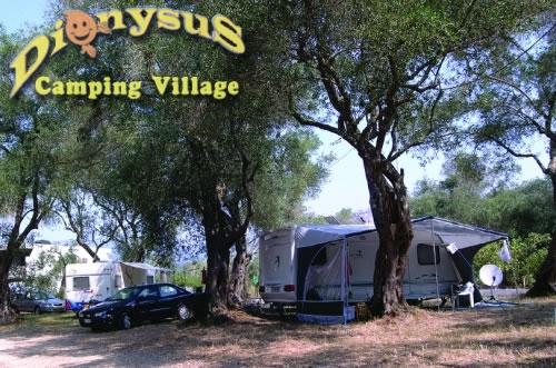 Camping Village Dionysus