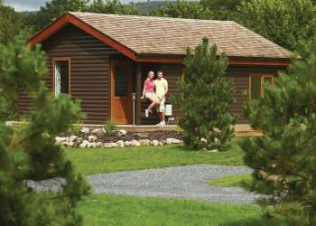 Meadows End Lodges, Cartmel,Cumbria,England