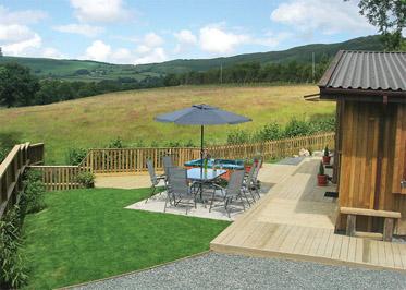 Lon Lodges, Rhayader,Powys,Wales
