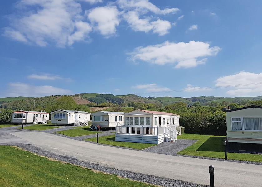Maesmawr Farm Resort, Caersws,Powys,Wales