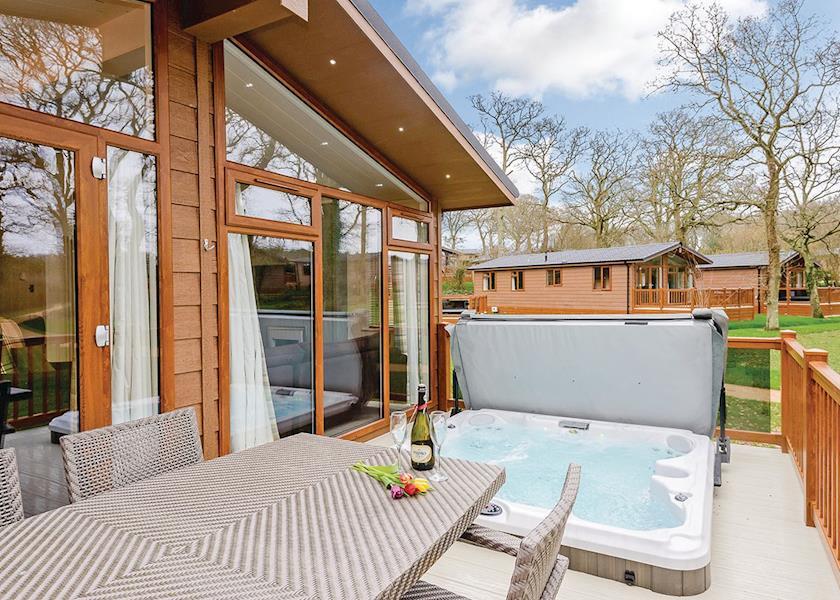 Wareham Forest Lodge Retreat