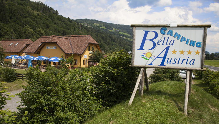Bella Austria Campsite