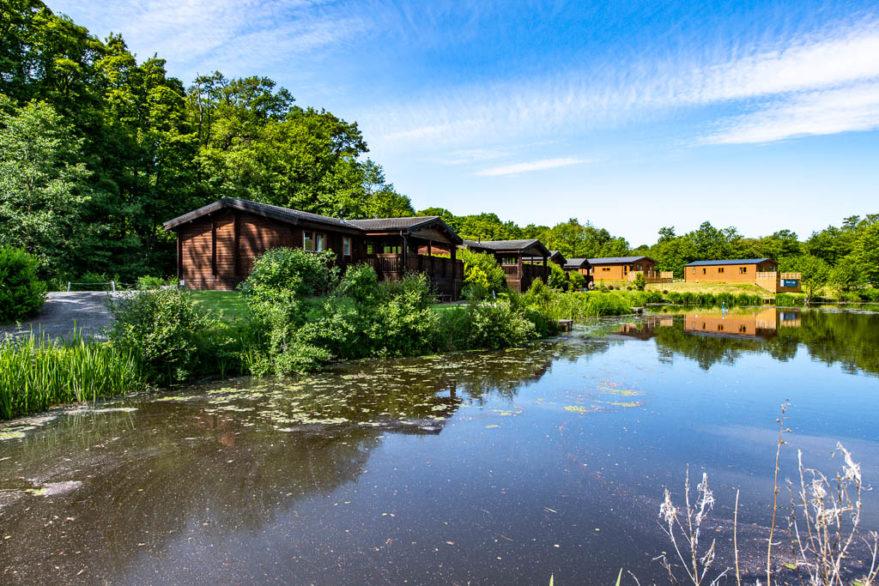 Bowland Lakes Leisure Village, Preston,Lancashire,England