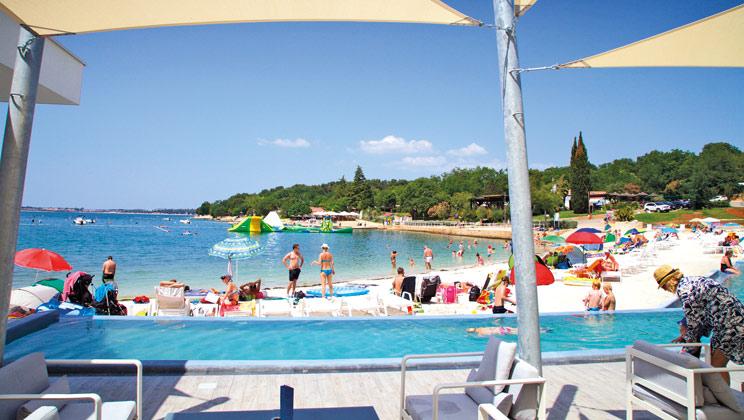 Camp Lanterna, Porec,Porec,Croatia