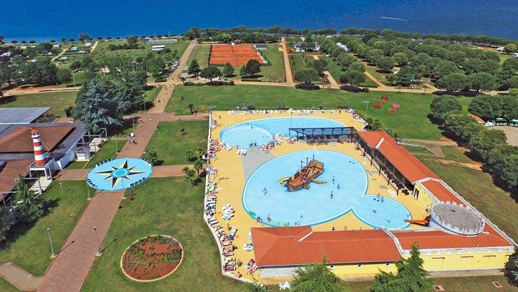 Campsite Park Umag