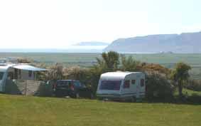 Tyn Y Mur Touring and Camping Park, Abersoch,Gwynedd,Wales