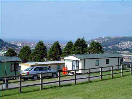 Midfield Holiday and Residential Park, Aberystwyth,Ceredigion,Wales