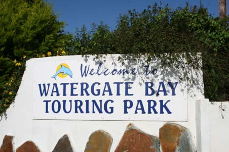 Watergate Bay Holiday Park