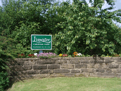 Linwater Caravan Park, East Calder,Lothian,Scotland