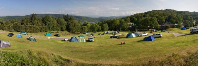 Park Cliffe Camping and Caravan Estate