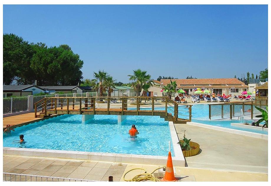 Campsite Bon Port, Lunel,Languedoc Roussillon,France
