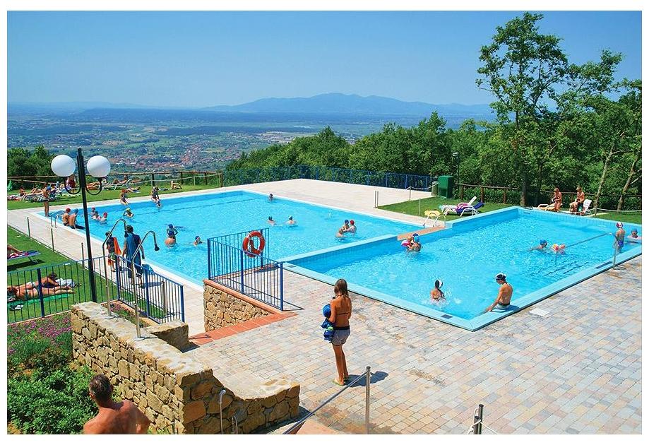Campsite Barco Reale, San Baronto,Tuscany,Italy