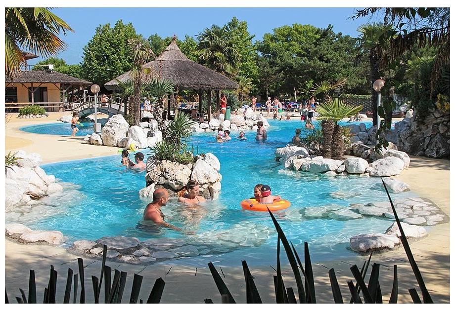 Campsite Tahiti, Lido di Nazioni,Emilia Romagna,Italy