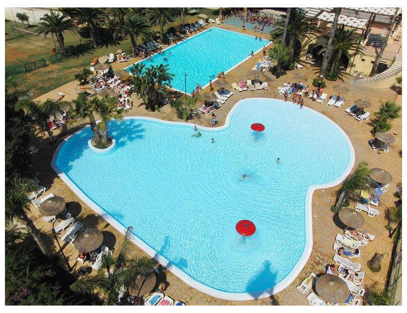 Sporting Club Village & Camping, Mazara del Vallo,Sicily,Italy
