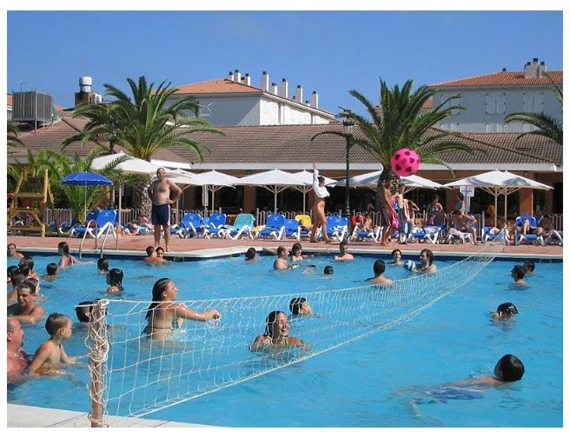 Campsite Vendrell Platja, Coma-ruga,Catalonia,Spain