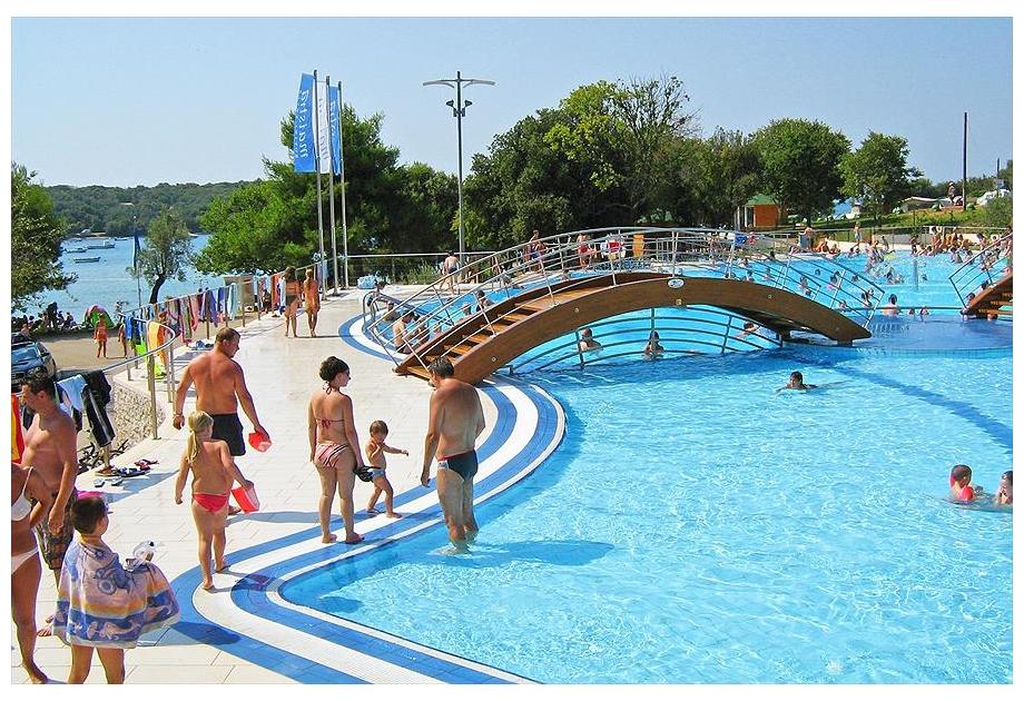 Campsite Vestar, Rovinj,Istria,Croatia