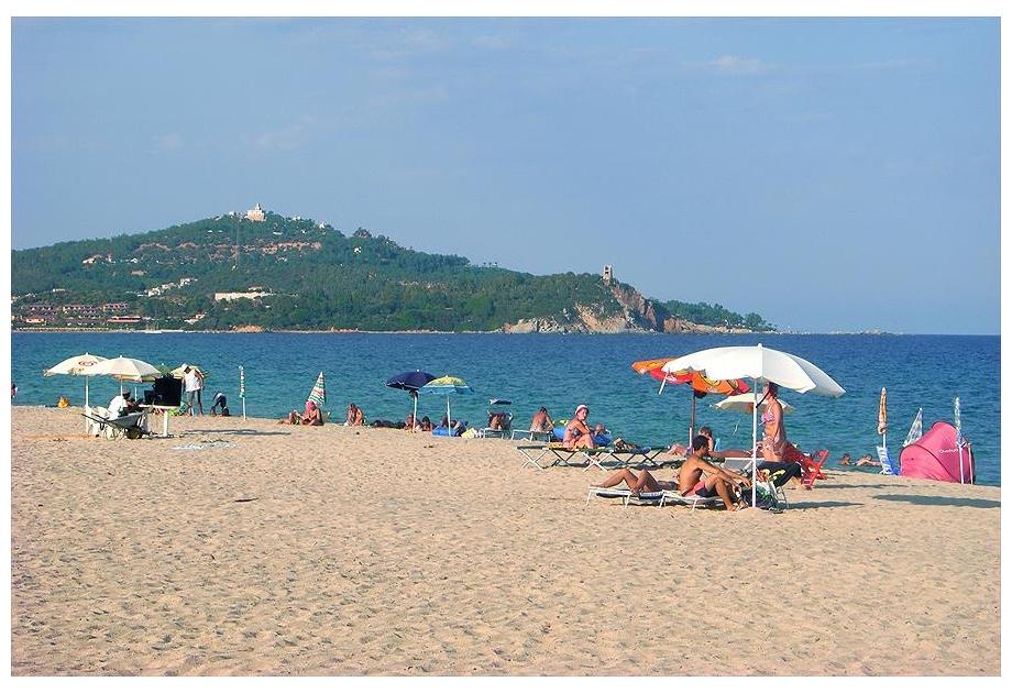Campsite Cigno Bianco, Tortol?,Sardinia,Italy
