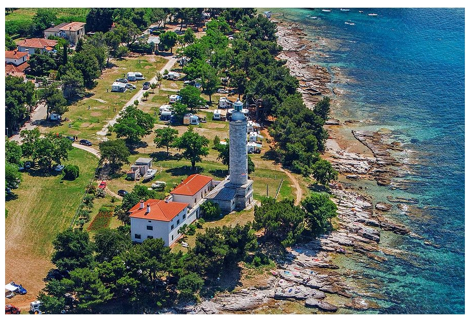 CampingIN Pineta, Umag,Istria,Croatia