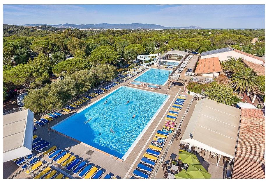 Campsite Sandaya Douce Quietude, Saint-Rapha?l,Provence Cote d'Azur,France