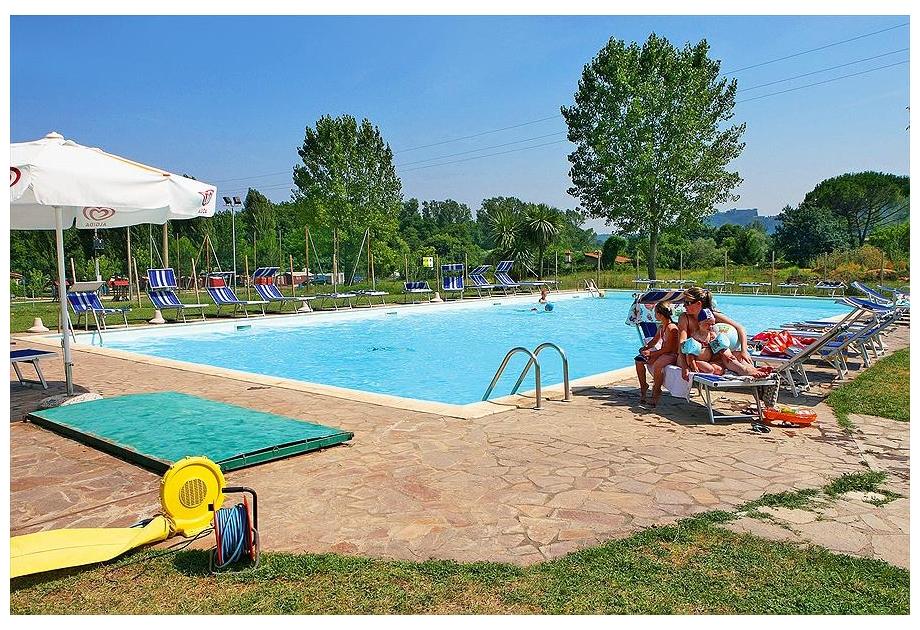 Campsite Roma Flash, Bracciano,Lazio,Italy