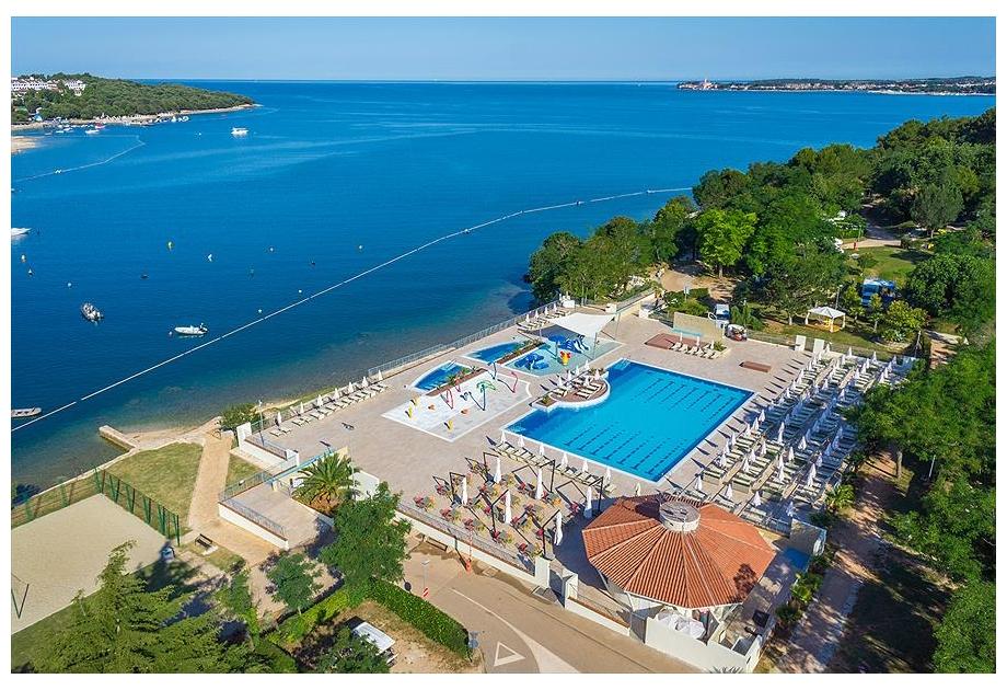 Lanterna Premium Camping Resort, Pore?,Istria,Croatia
