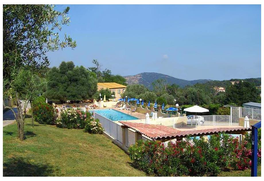 Campsite Camping de Berard, Grimaud,Provence Cote d'Azur,France