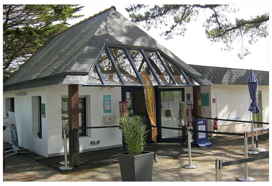 Campsite Odalys Le Vorlen, Fouesnant,Brittany,France