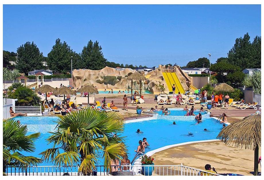 Campsite Les Ecureuils, La Bernerie-en-Retz,Loire,France