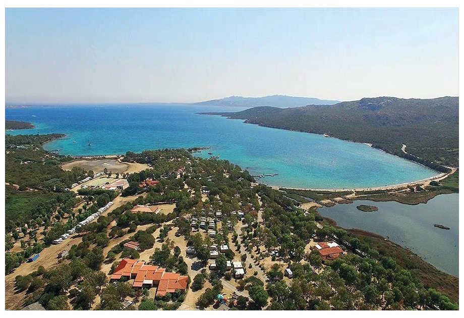 Campsite Capo d'Orso, Palau,Sardinia,Italy