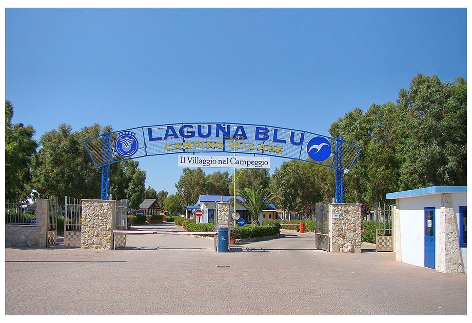 Camping Village Laguna Blu (Calik), Alghero,Sardinia,Italy