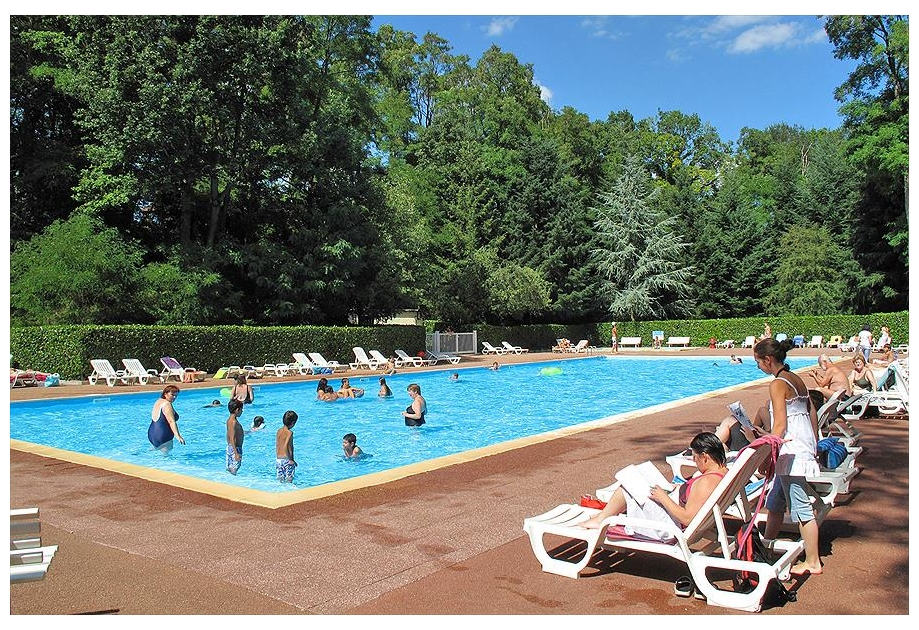 Camping Parc des Roches