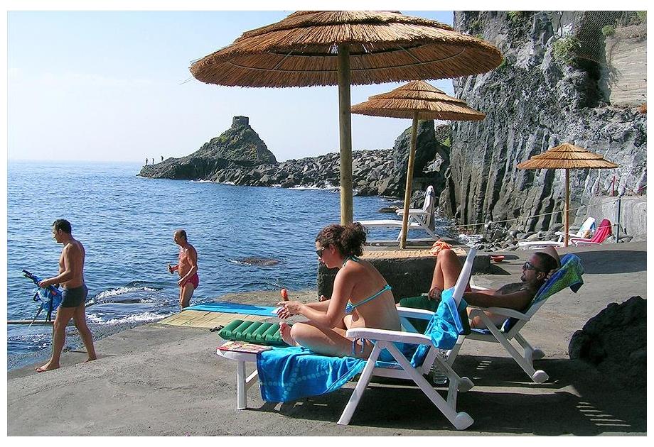 La Timpa International Camping Acireale, Acireale,Sicily,Italy