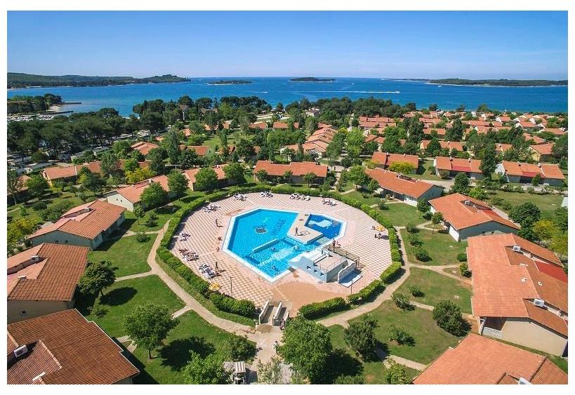 Campsite Bi-Village, Fazana,Istria,Croatia