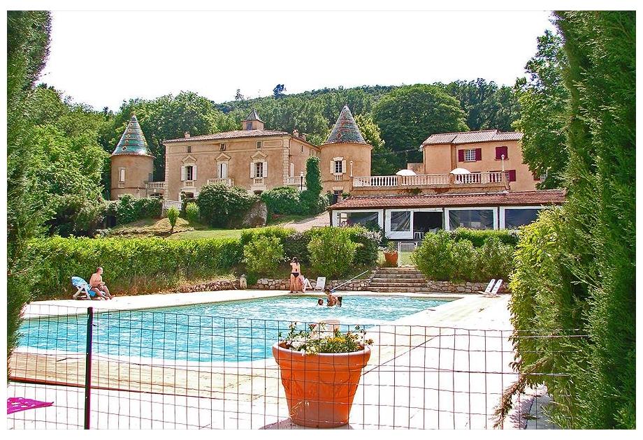 Campsite Chateau de l