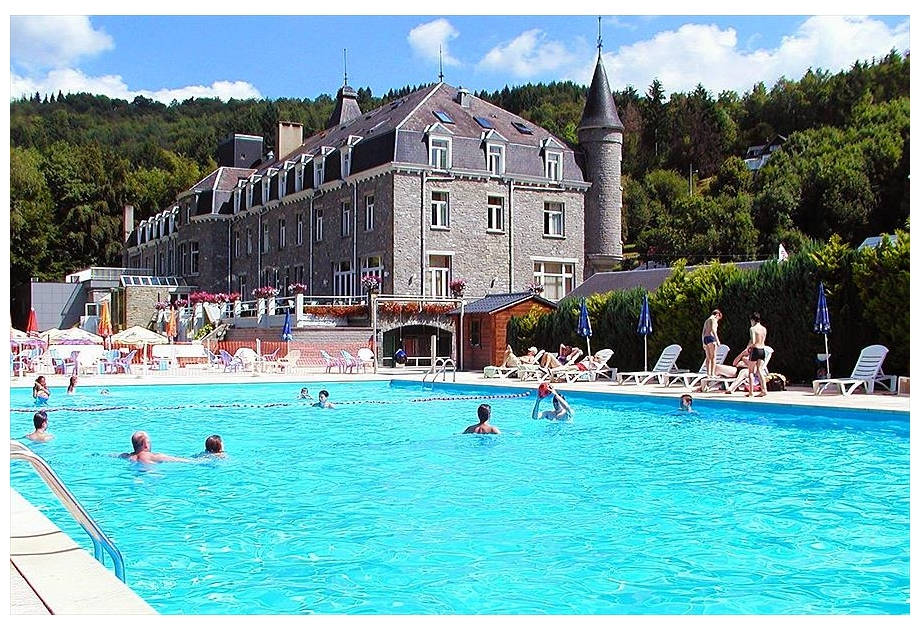 Campsite Floreal La Roche-en-Ardenne, La Roche-en-Ardenne,Luxembourg,Belgium