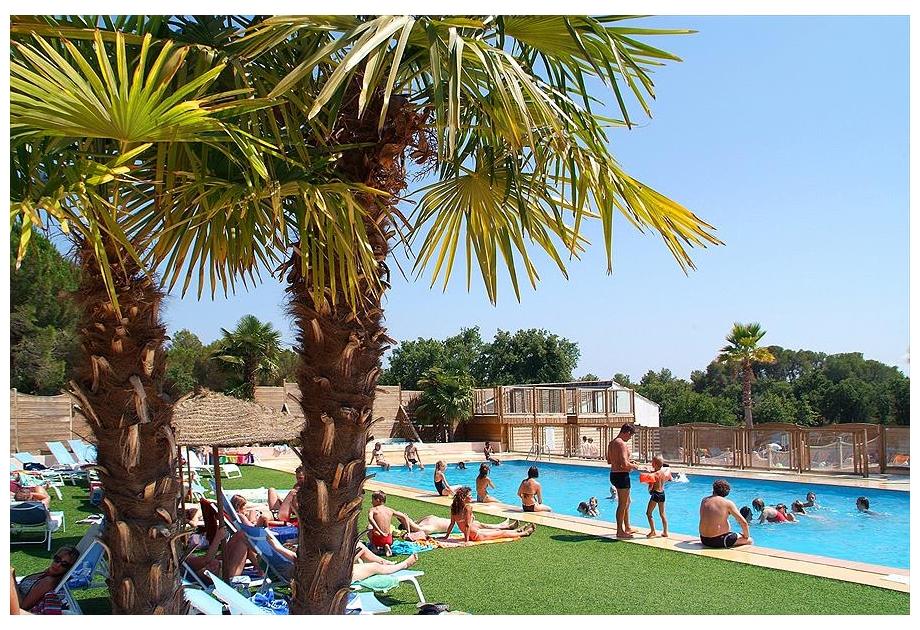 Campsite Yelloh!Village La Bastiane, Puget-sur-Argens,Provence Cote d'Azur,France