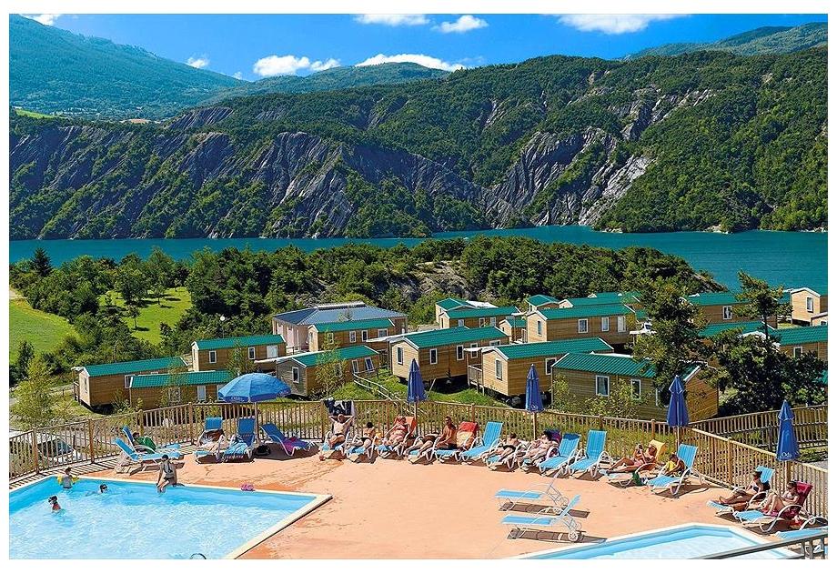 Campsite Odalys Les Berges du Lac